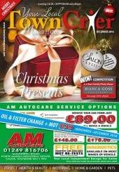 Town Crier Dec 2016 Calne Chippenham