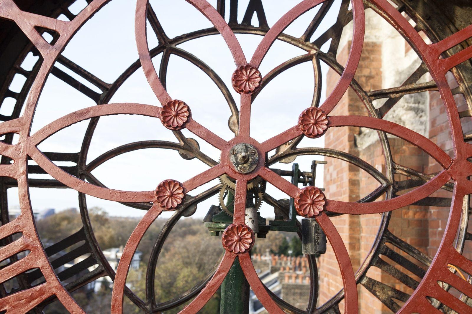 Union Chapel Clock