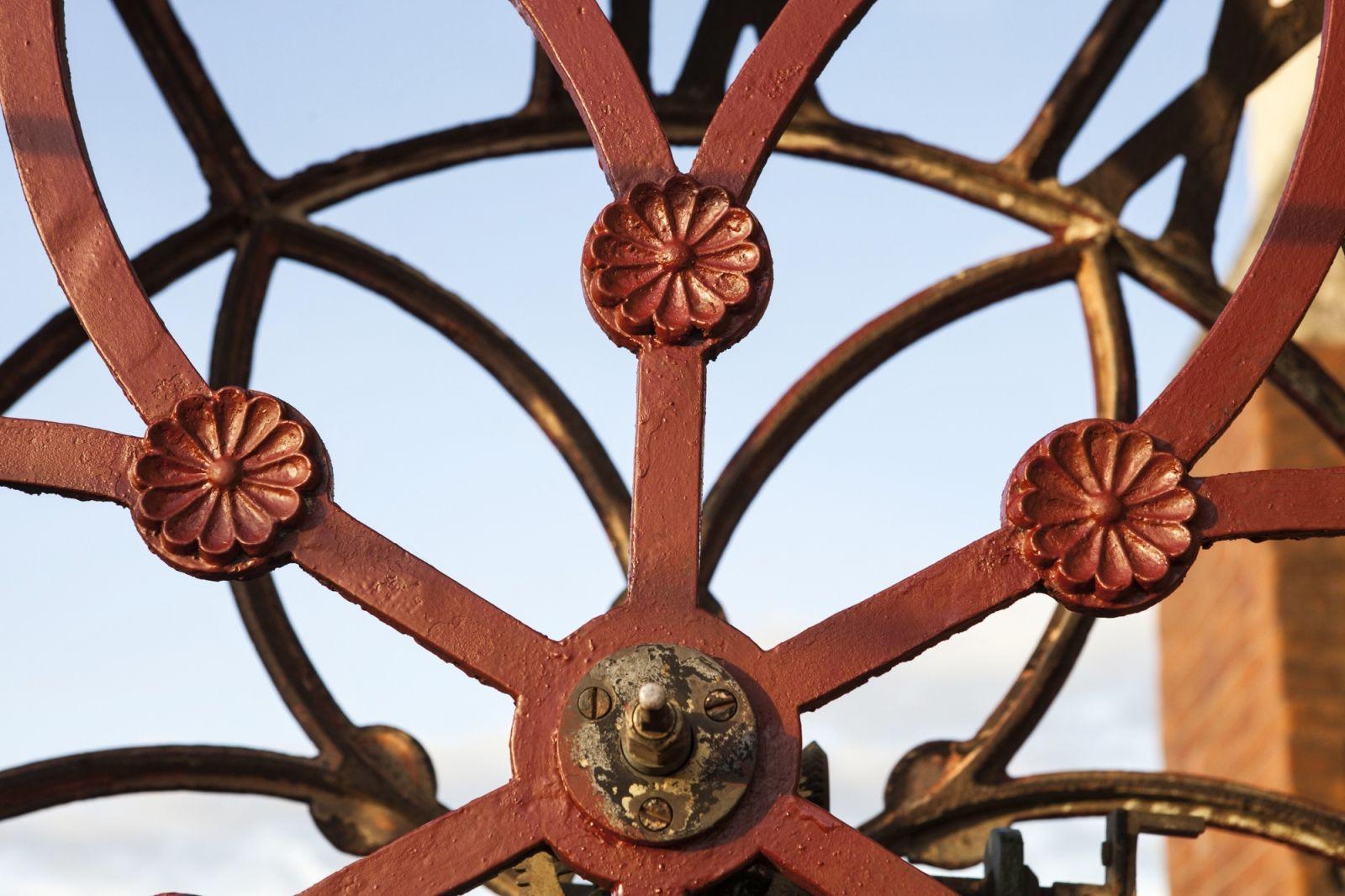 Union Chapel Clock Detail 2