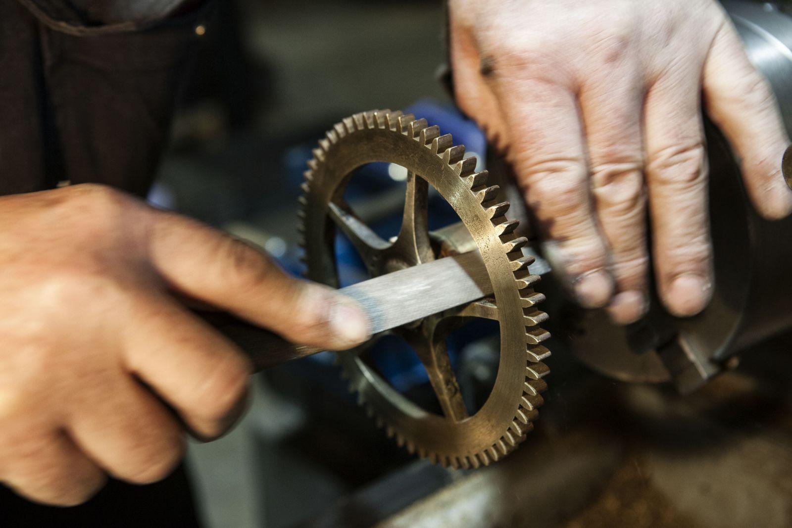 Union Chapel Clock Repair
