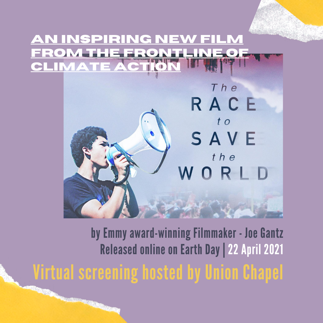 Race to Save the World | Inspired Conversations