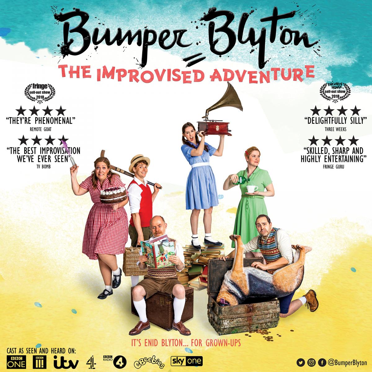 Bumper Blyton