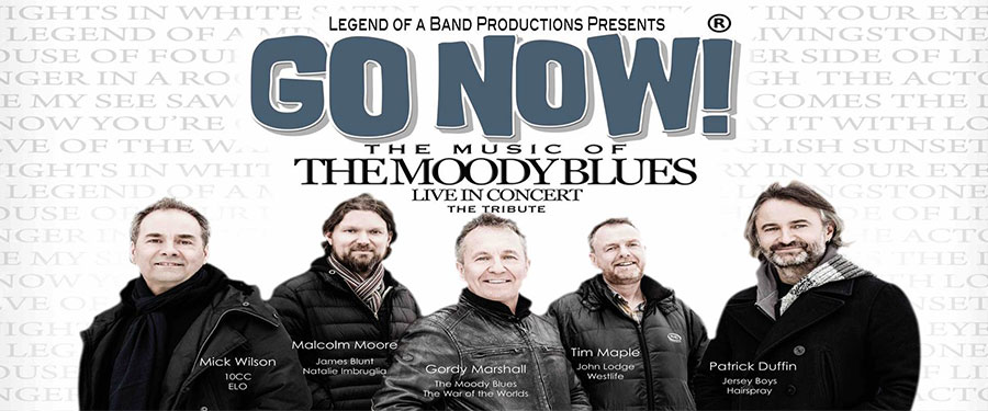 Go Now The Music of Moody Blues