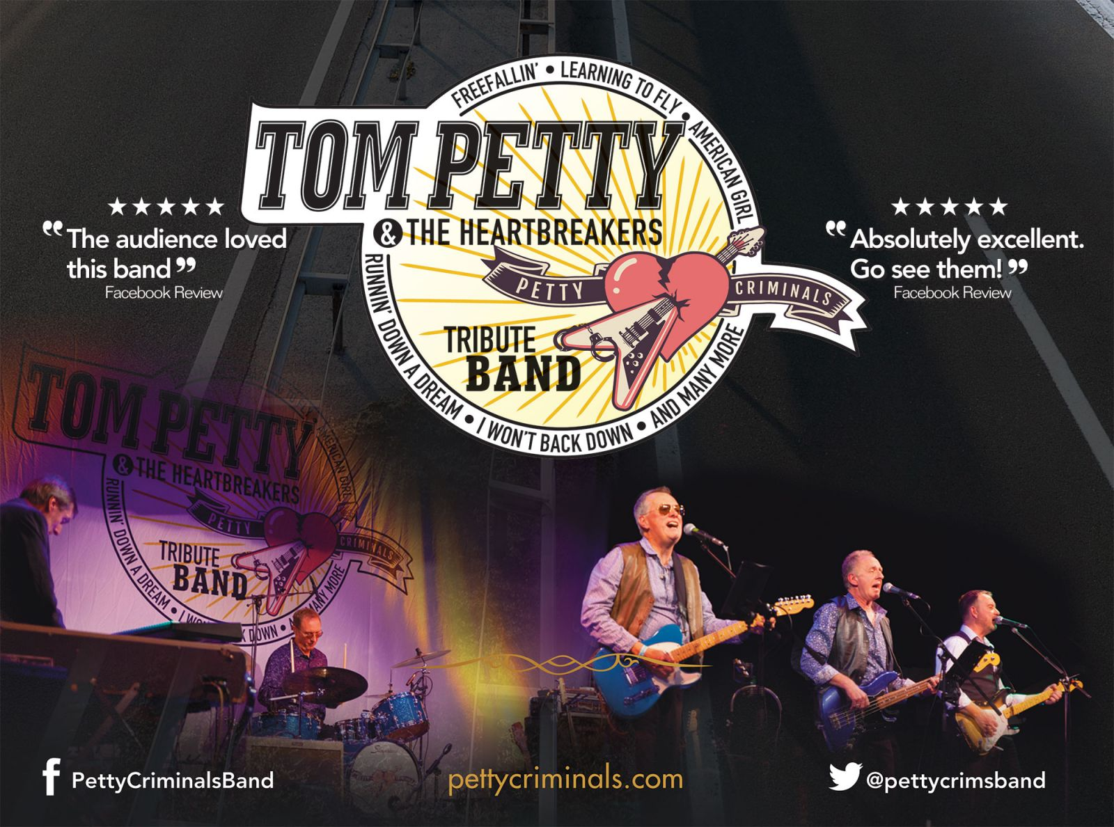 Petty Criminals - A Tribute to Tom Petty