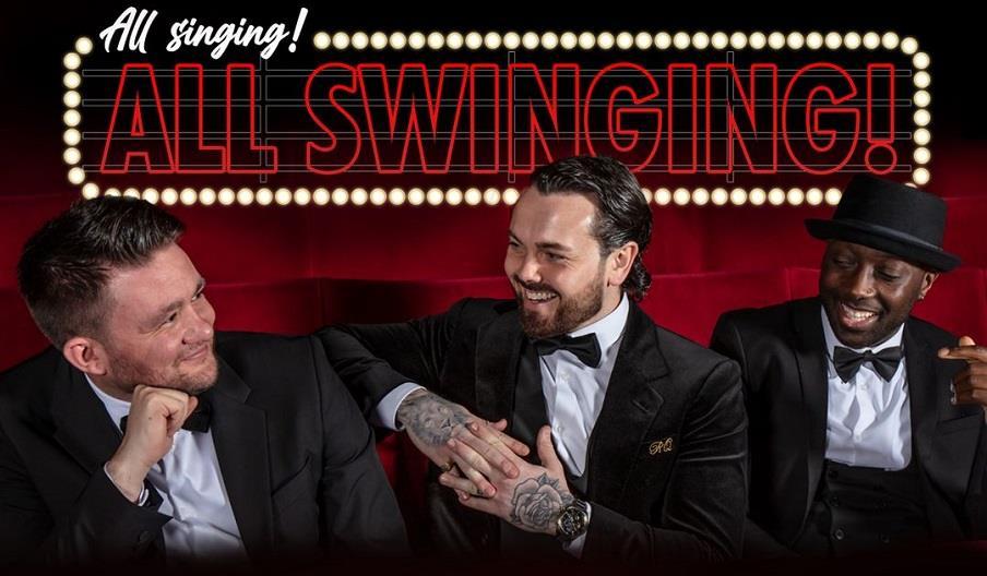 All Singing All Swinging Starring Ray Quinn