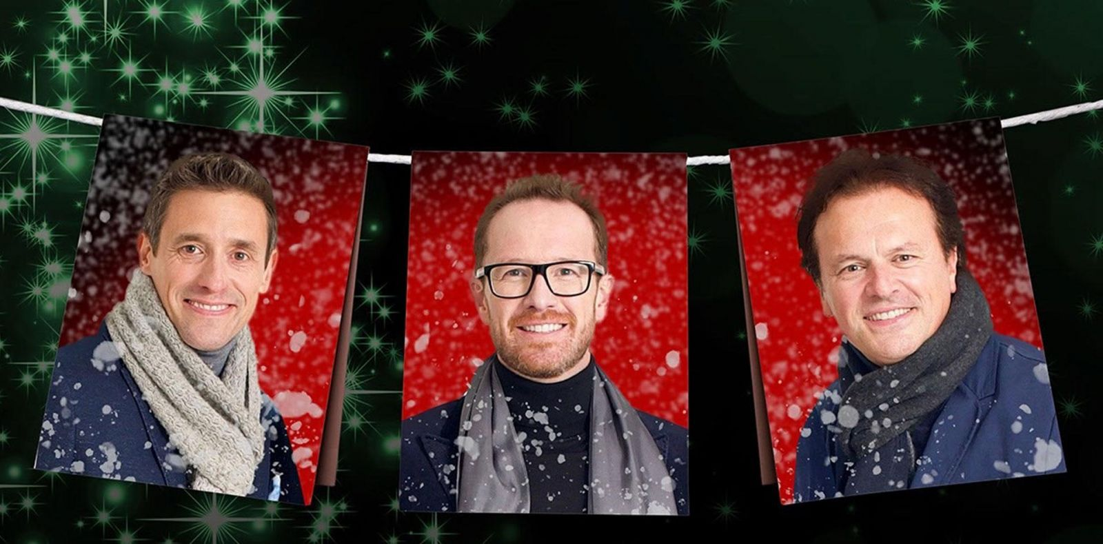 Tenors Unlimited - A Christmas Concert
