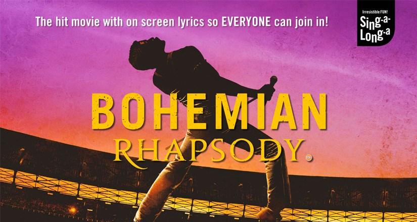 Sing-a-long-a Bohemian Rhapsody (12A)