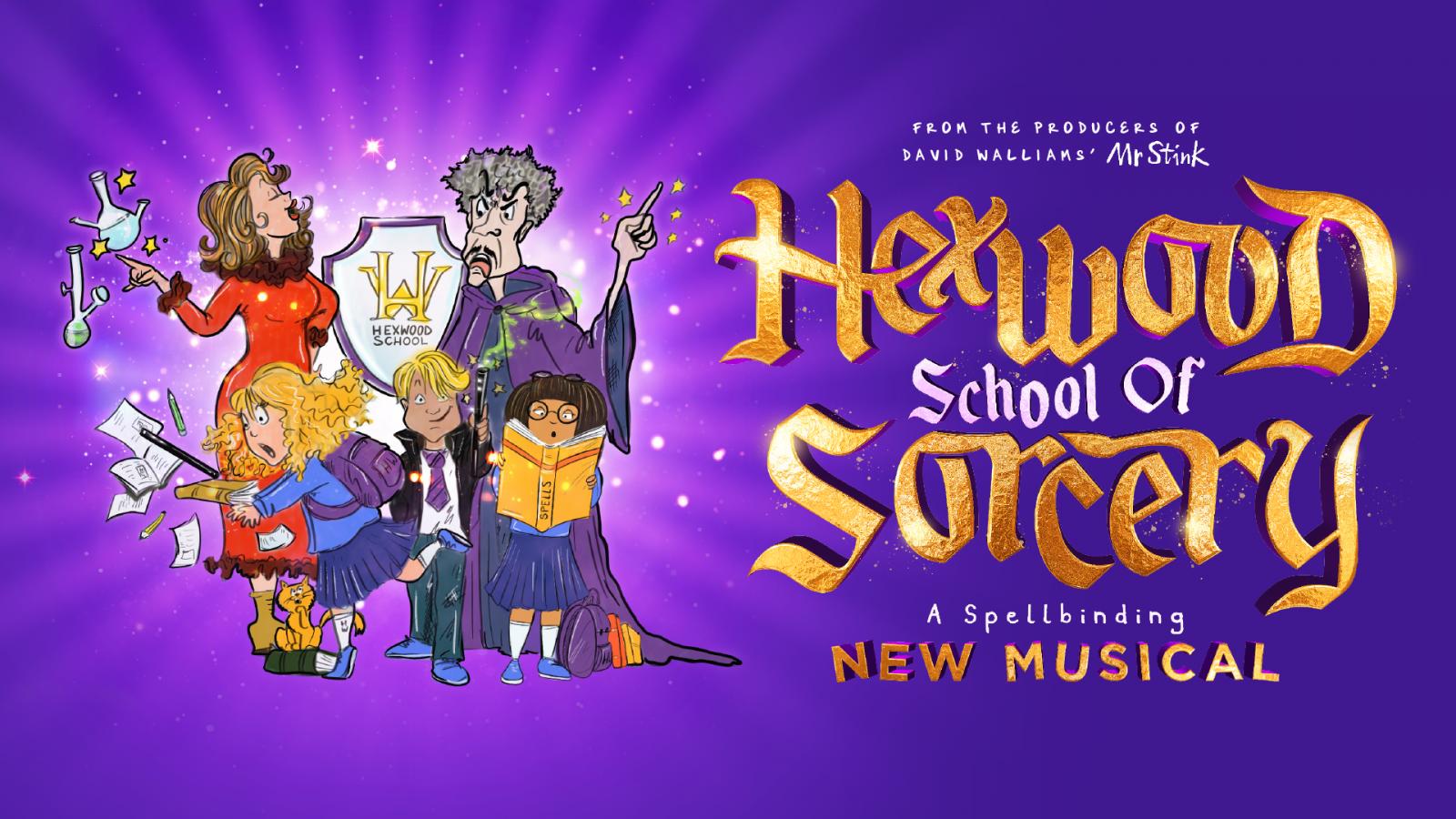 Hexwood School of Sorcery