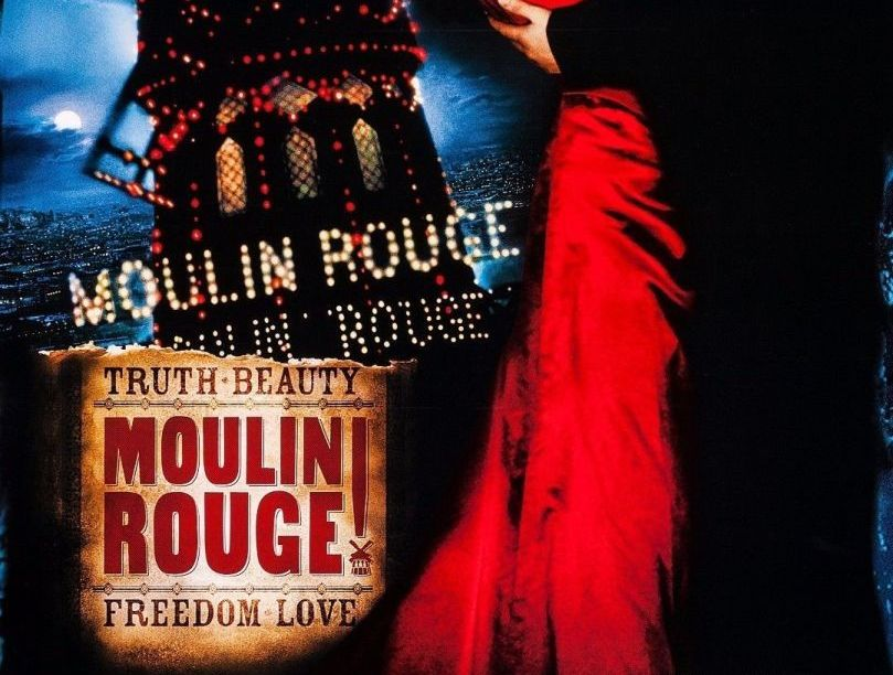 Cinema - Moulin Rouge (12A)