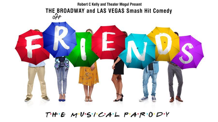 Friends ! The Musical - A Parody