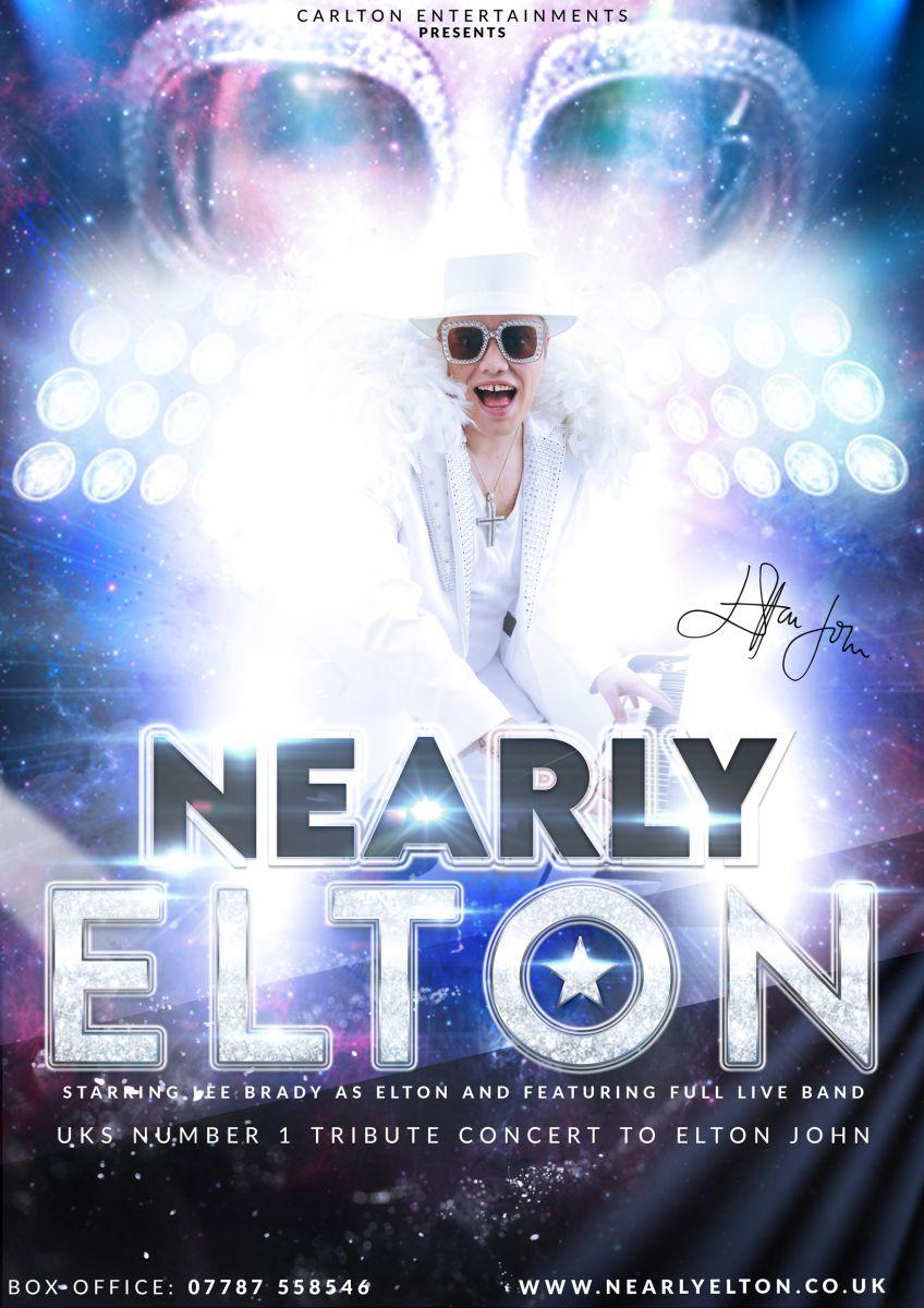 Nearly Elton - The Ultimate Tribute Show To Elton John