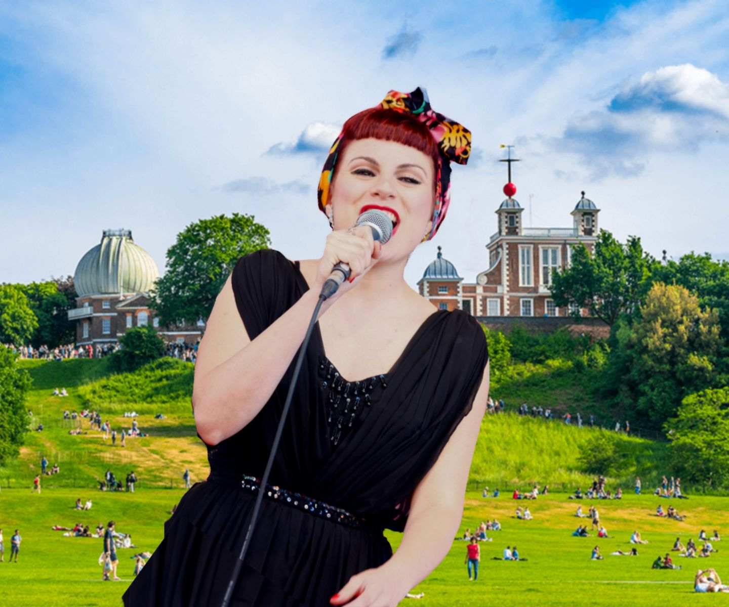 Free Sing-along film in the Park
