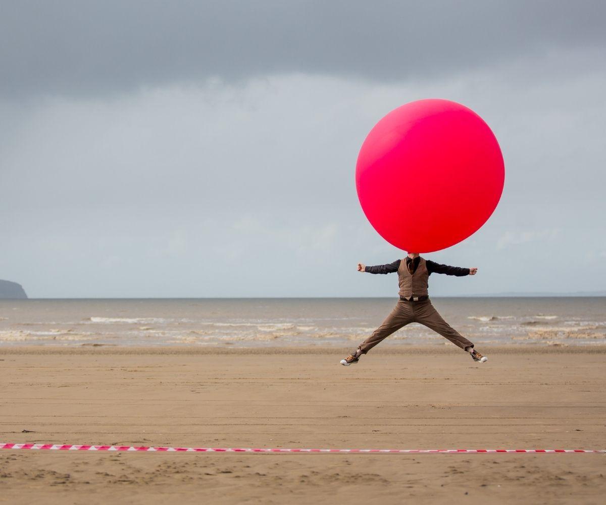 The Giant Balloon @ Bostall Gardens