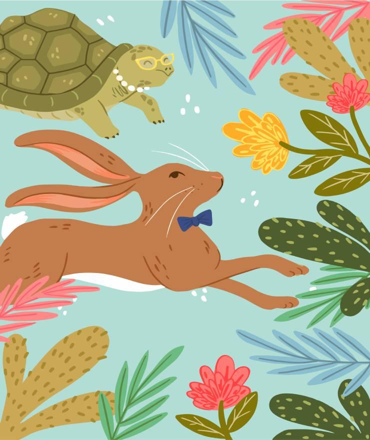 Hare & Tortoise @ Thamesmead Tump 53