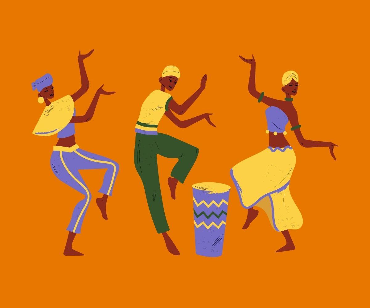 African Dance Workshop @ Royal Arsenal Woolwich