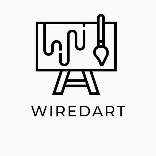 Wired Art Workshop @ Woolwich Dockyard