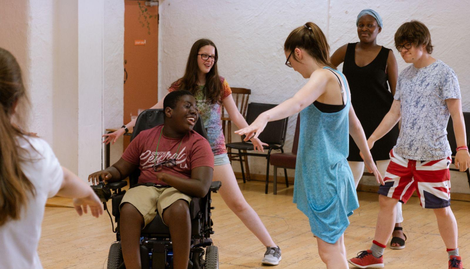 Disability-Led Programme