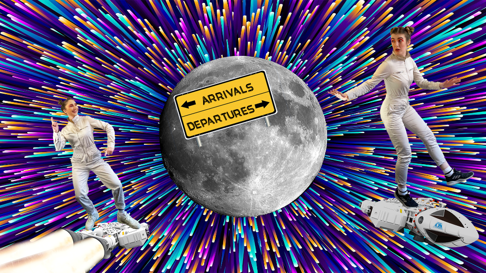 AlgoRHYTHM from Home: Lunar Landing