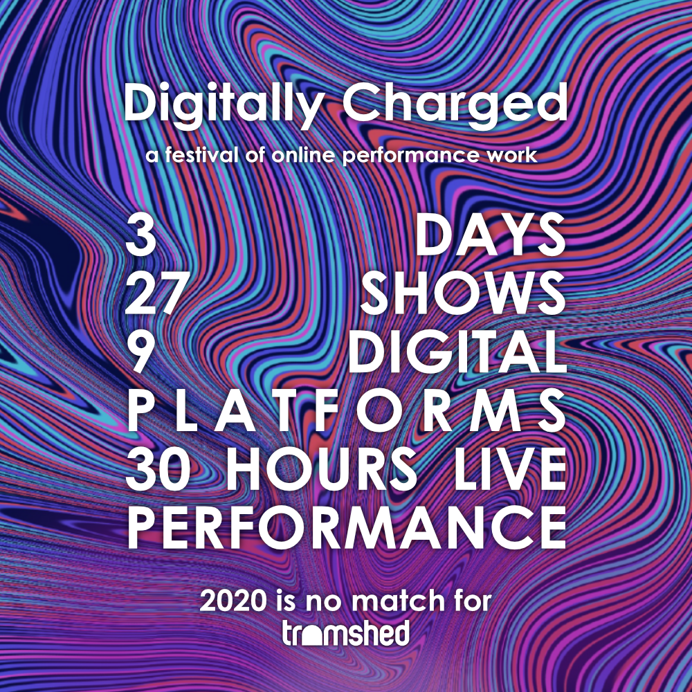 Digitally Charged Festival is complete!