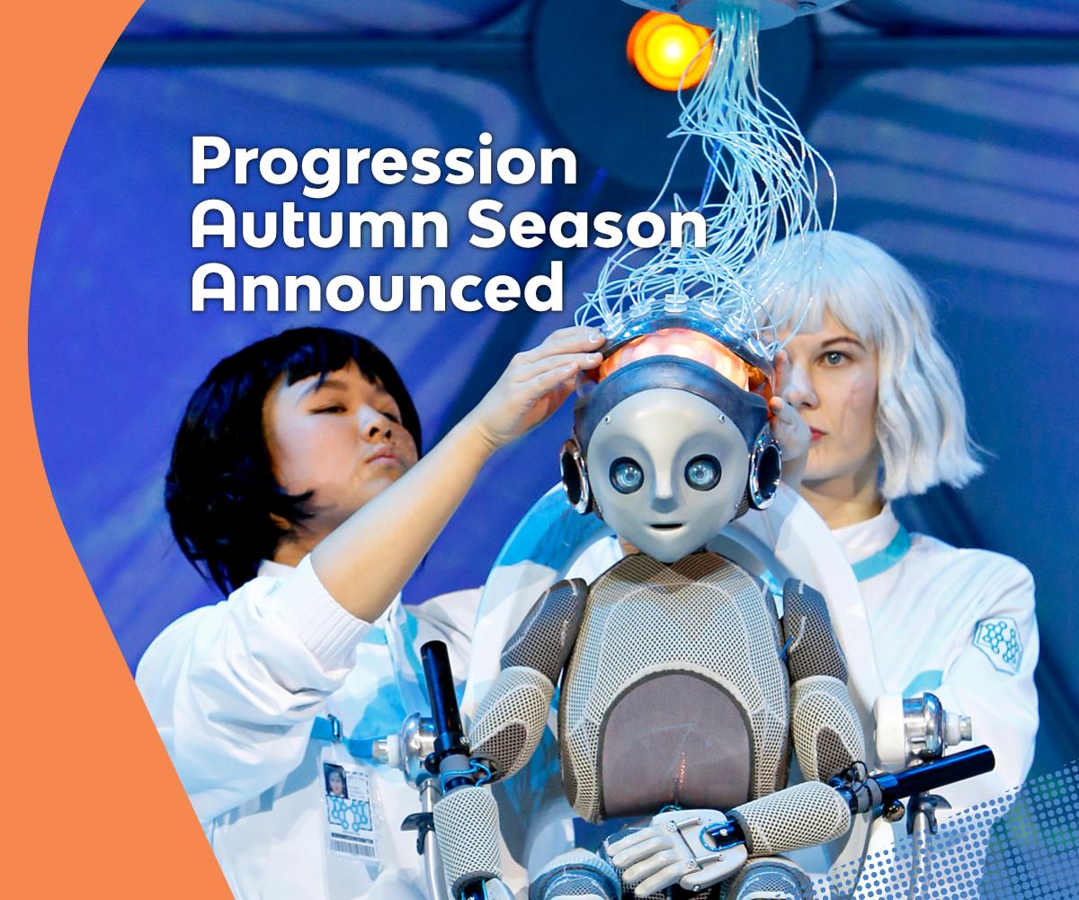 Autumn Progression Season Announcement