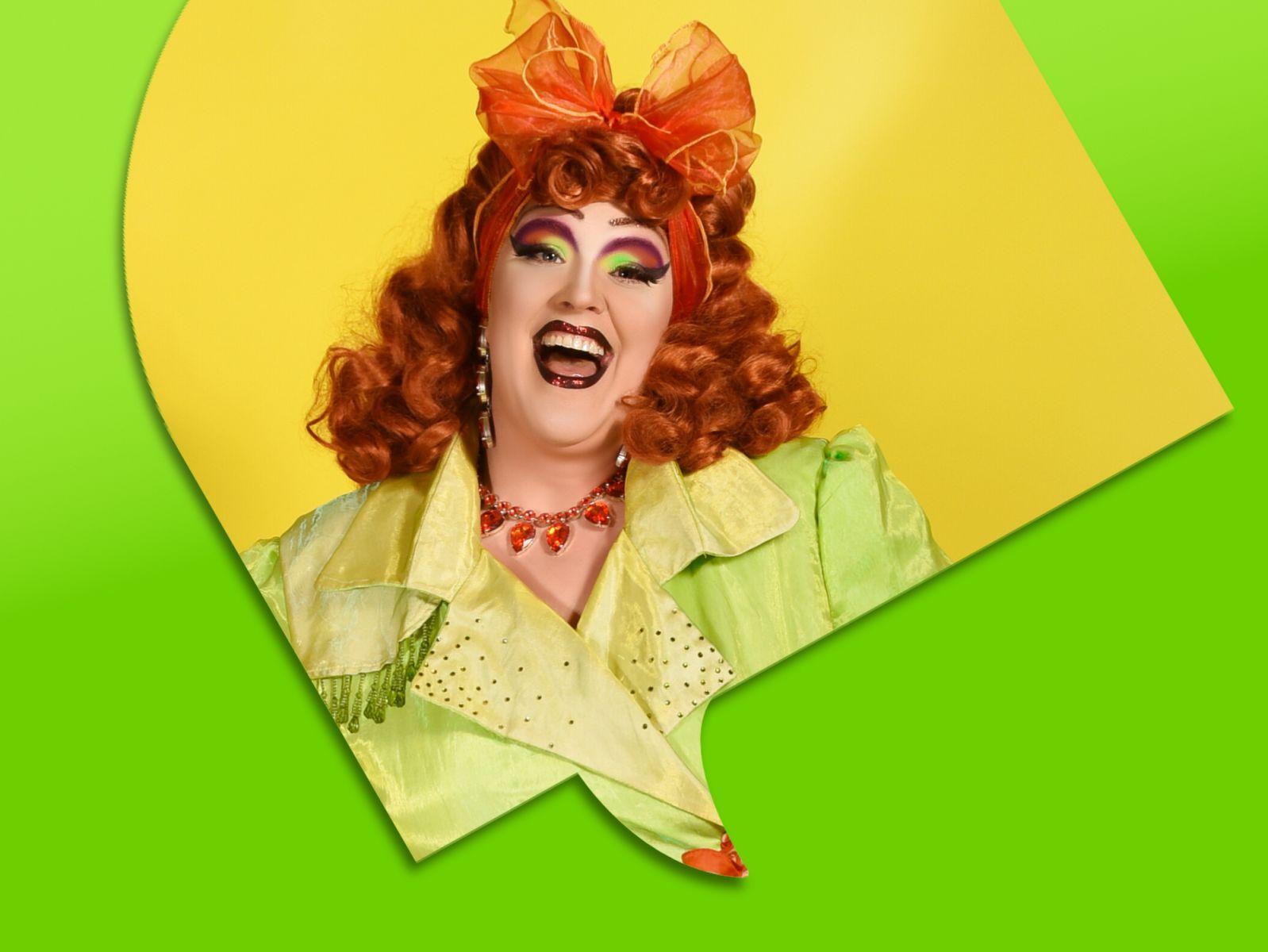 Rubyyy Jones: Queen of Queerlesque Tramshed Presents Podcast