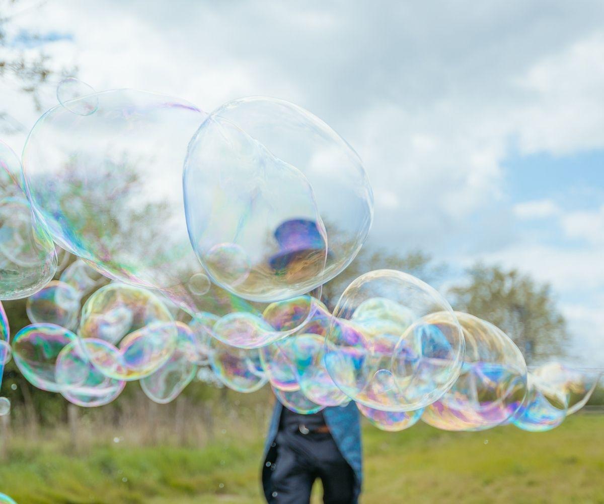 Bubble Workshop @Bostall Gardens
