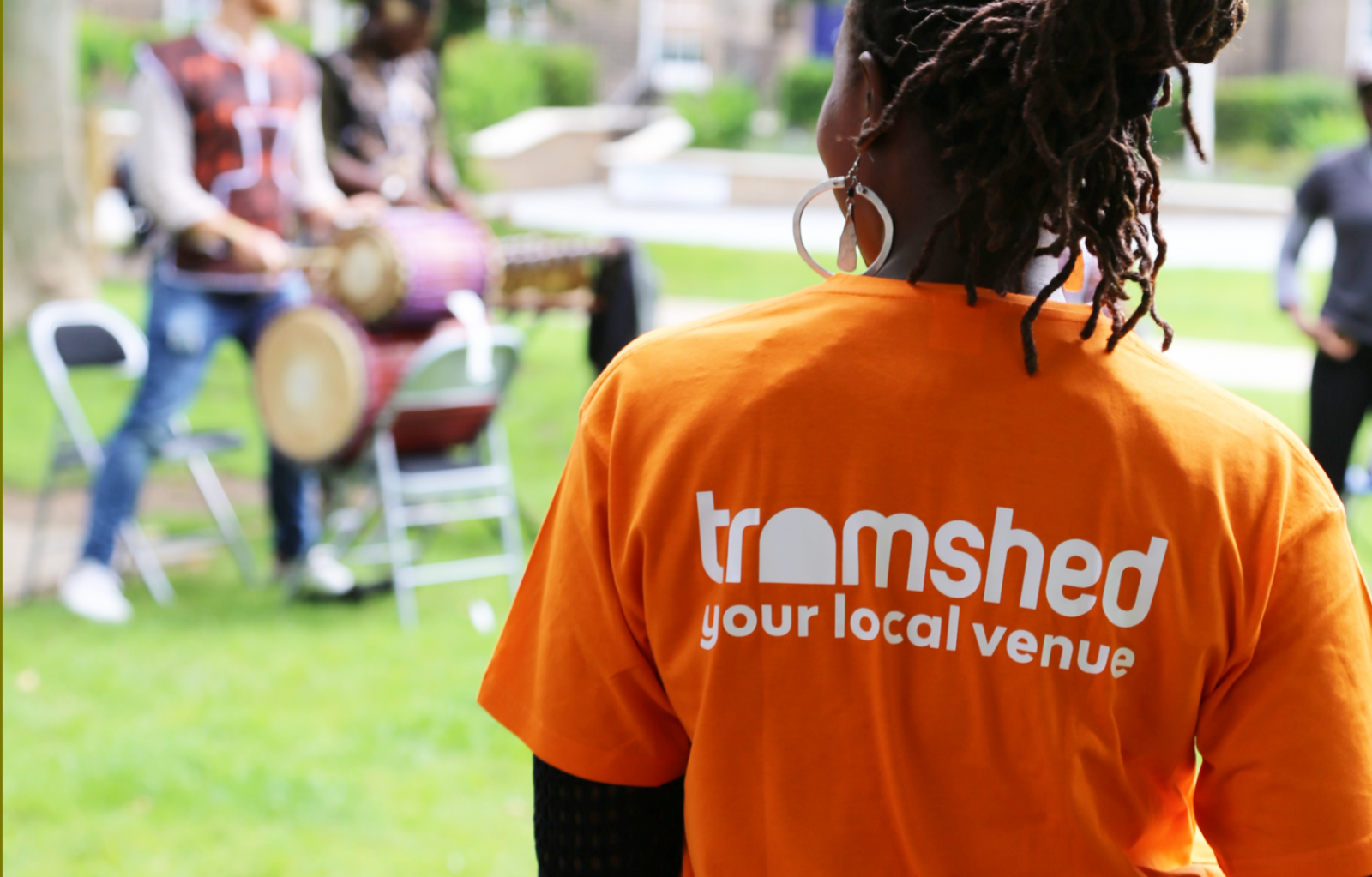 Share your thoughts: What does Tramshed Mean to you?