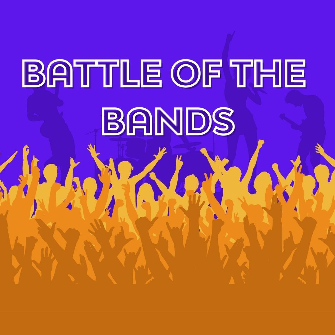 Get involved with Battle of the bands