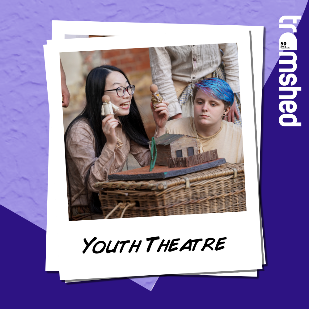 Practitioners profiles: Youth Theatre