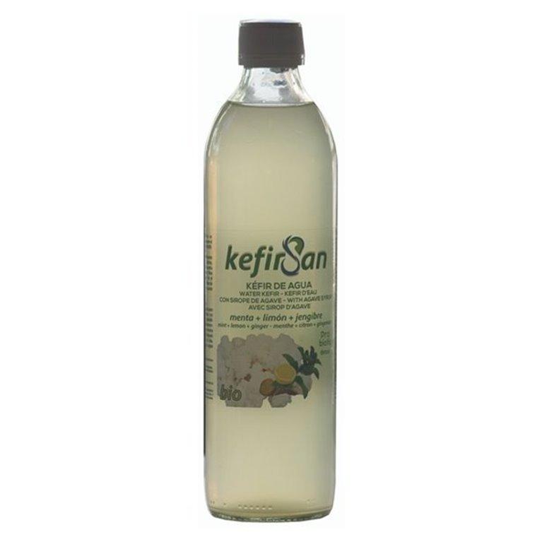 ir a KefirSan - kéfirs de agua ecológicos