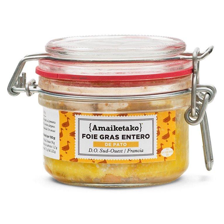 ir a Foie gras