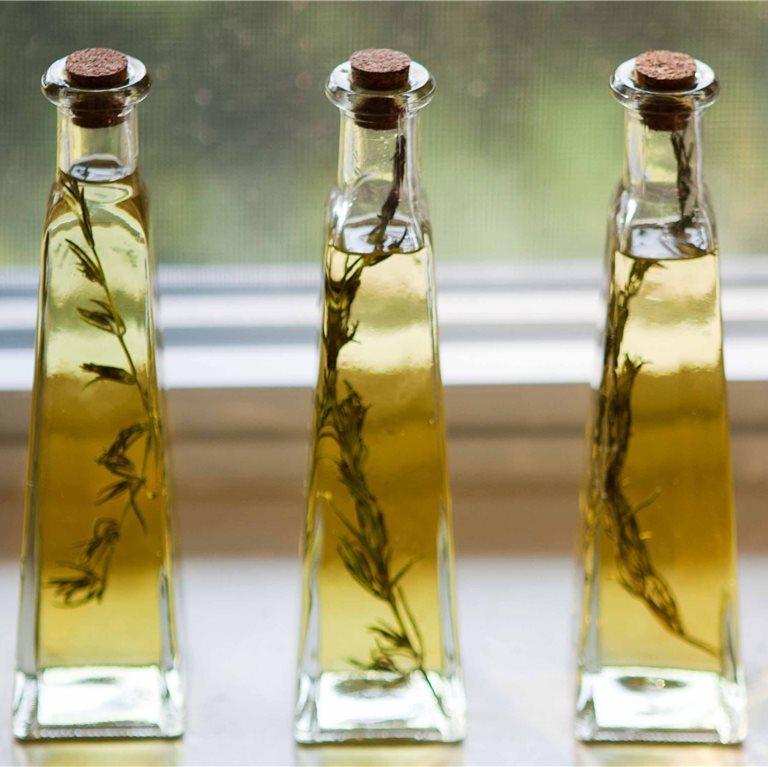 ir a Aceite de oliva aromatizado