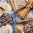 Rice, legumes and pasta