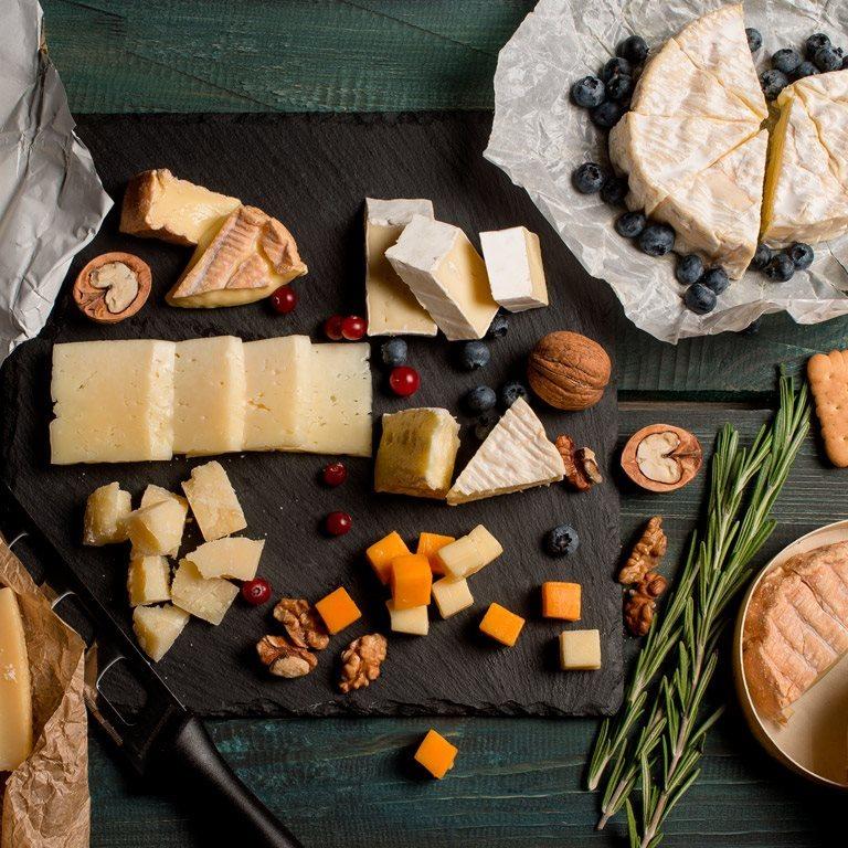 ir a Mejores quesos españoles