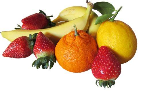 Mix fruta y verdura ecológica