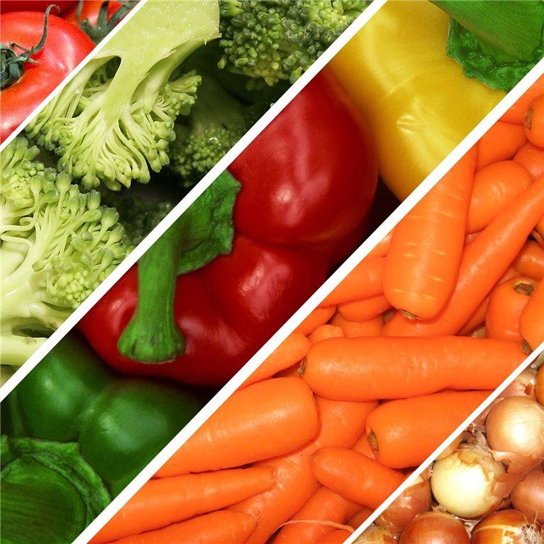 ir a Verduras de huerta