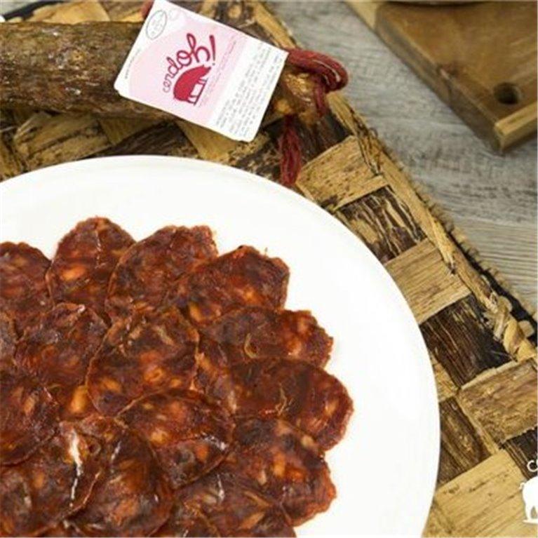 ir a Chorizo Ibérico de Bellota