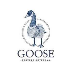Logo Cerveza Goose