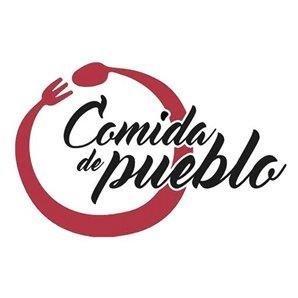 Logo Comida de Pueblo