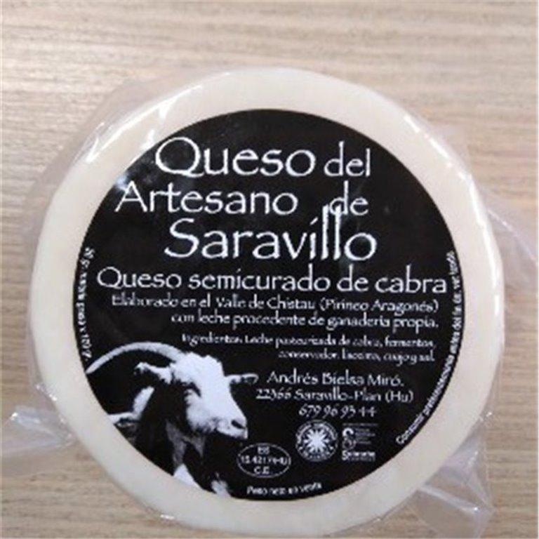 ir a Saravillo - Cabra - Sobrarbe