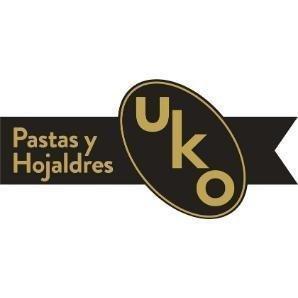 Logo Pastas y hojaldres UKO