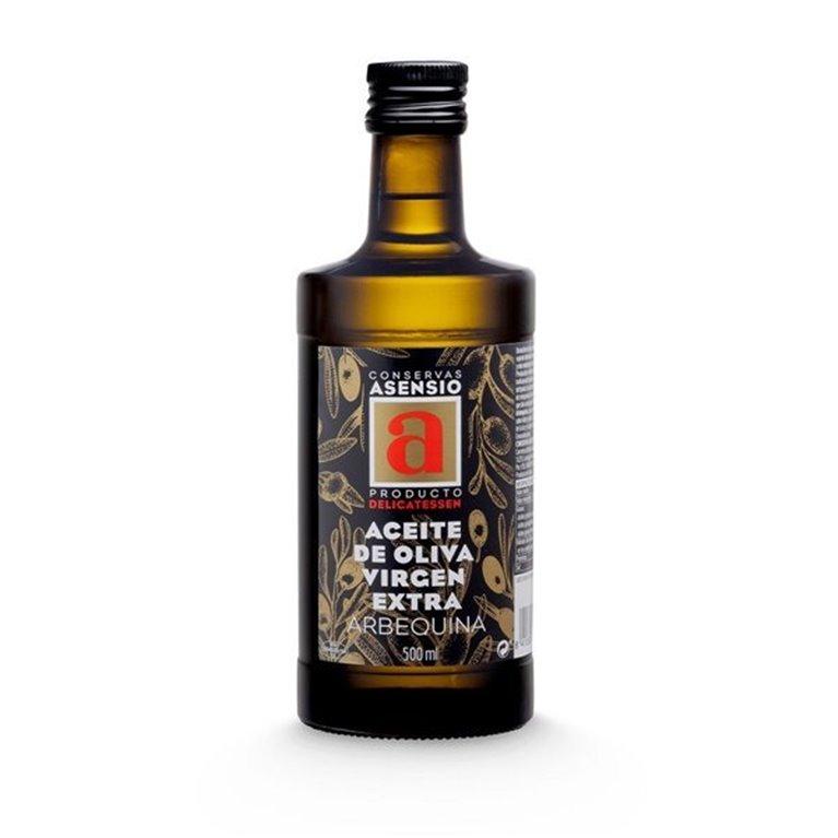 ir a Aceite de oliva virgen extra Arbequina
