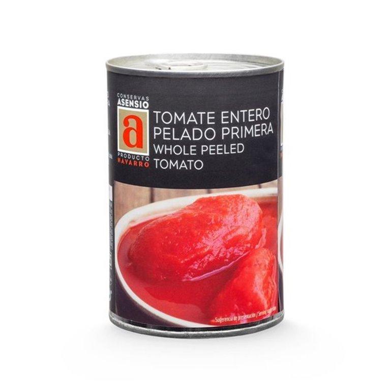 ir a Tomate de Navarra y salsas de tomate