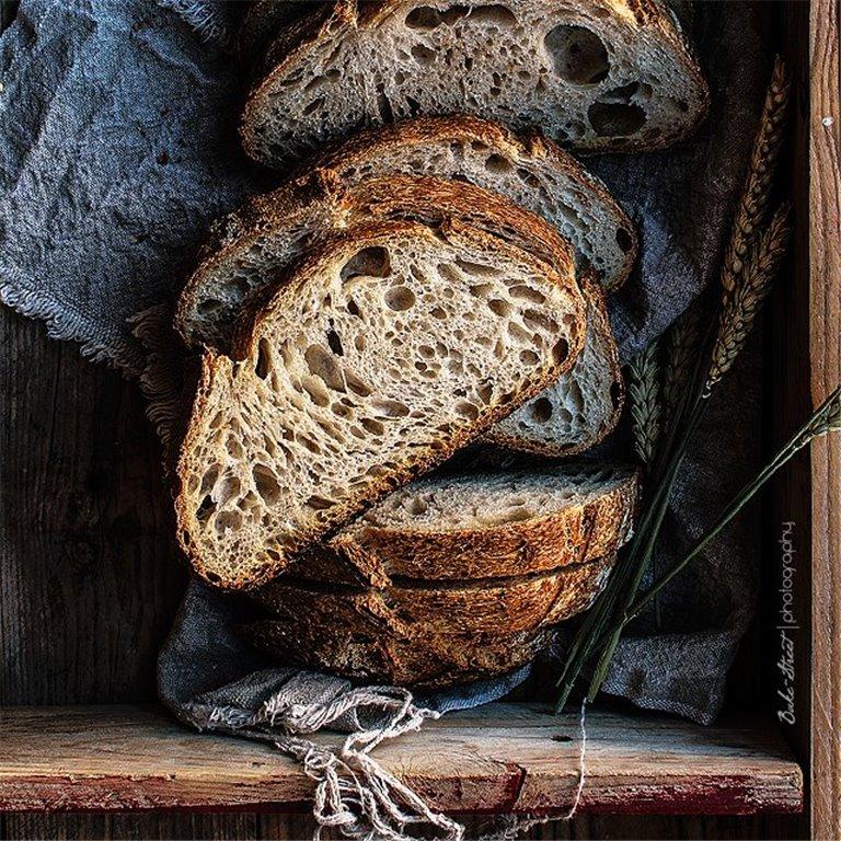 ir a pan de masa madre