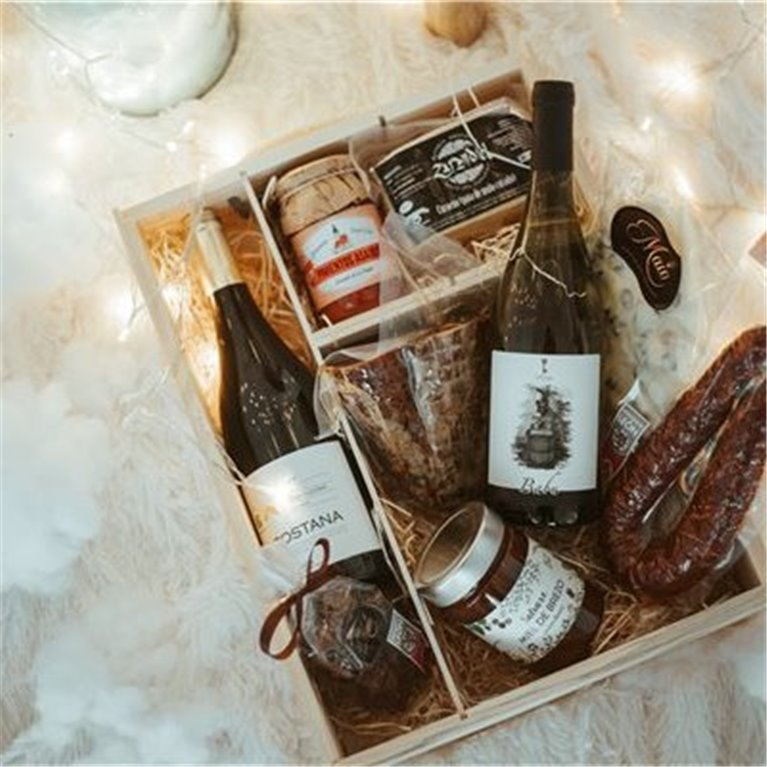 ir a Cajas de Navidad