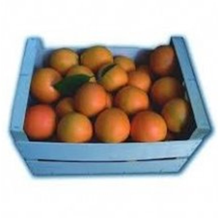 ir a Cajas con surtido de frutas