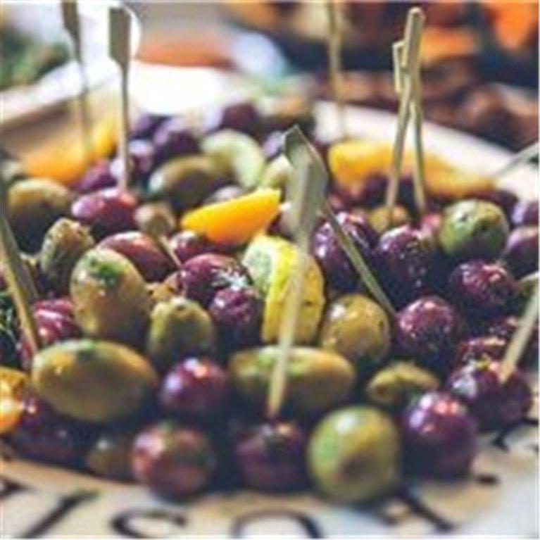 ir a Patatas y olivas