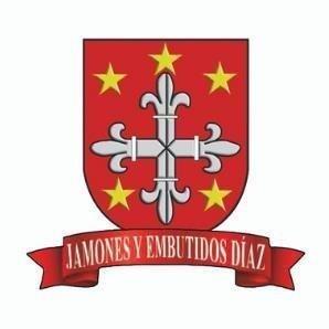 Logo Embutidos y Jamones Díaz