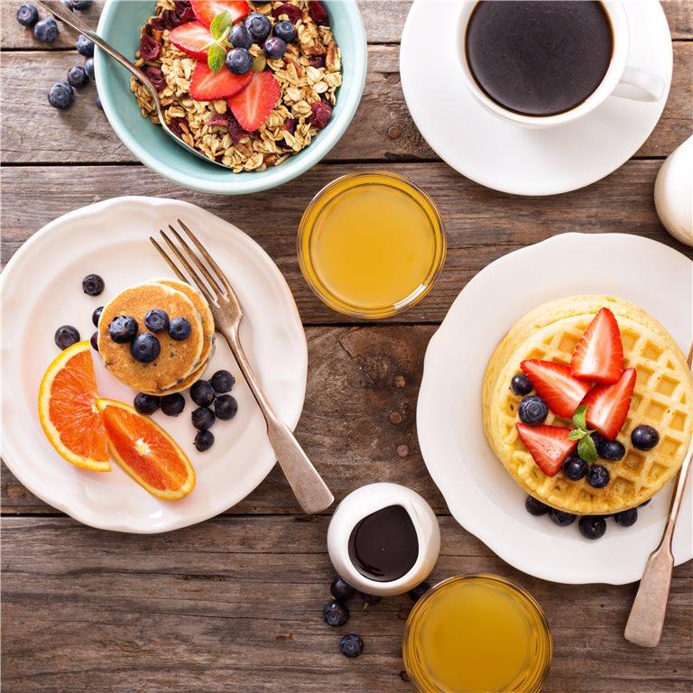 ir a Desayunos y Meriendas