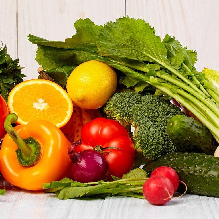 ir a Frutas y Verduras